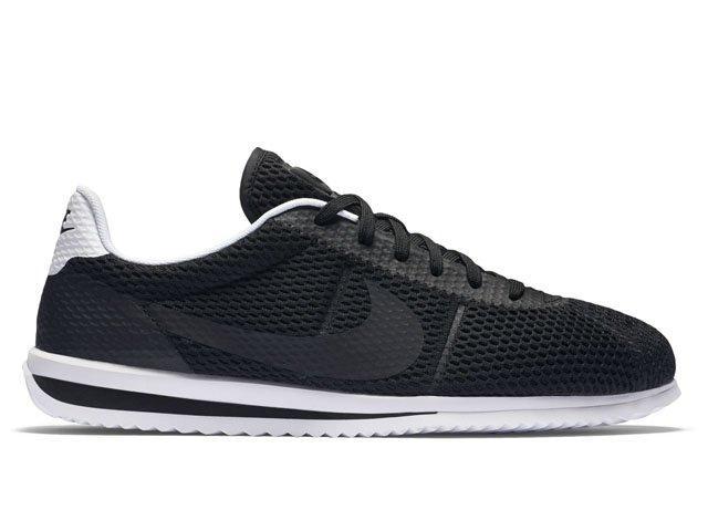 Оригинальные мужские кроссовки Nike Cortez Ultra BR Black | найк кортез ультра черные 41