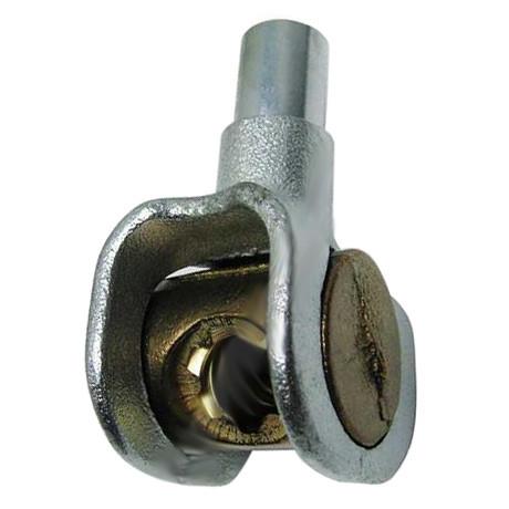 Гайка бронзова з кронштейном для MB4005, 4006, WINGO4000, PRMB05A NICE