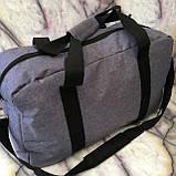 Універсальні спортивні сумки Nike текстиль на плече (червоний)30*48см, фото 6
