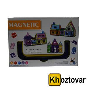 Магнитный конструктор Magnetic World | 168 деталей