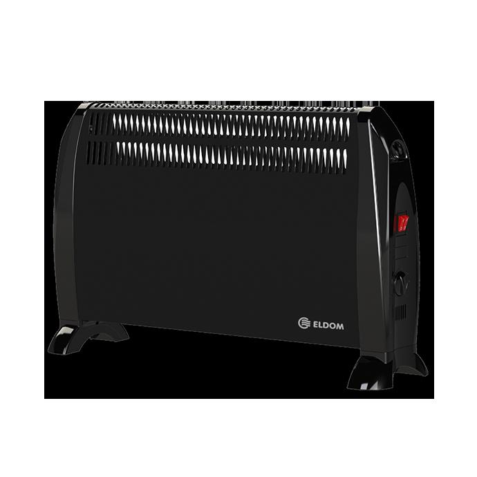 Конвектор электрический ELDOM 2000w с вентилятором
