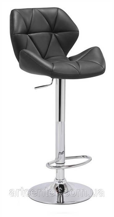 Стул барный, хокер, визажный стул  (СТАРЛАЙН черный)