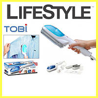 Щетка-отпариватель одежды Tobi (Тоби) Steam Brush. Ручной отпариватель для  одежды 77b98e1c99138