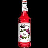"""Сироп коктейльный MONIN """"Роза"""" 700мл"""