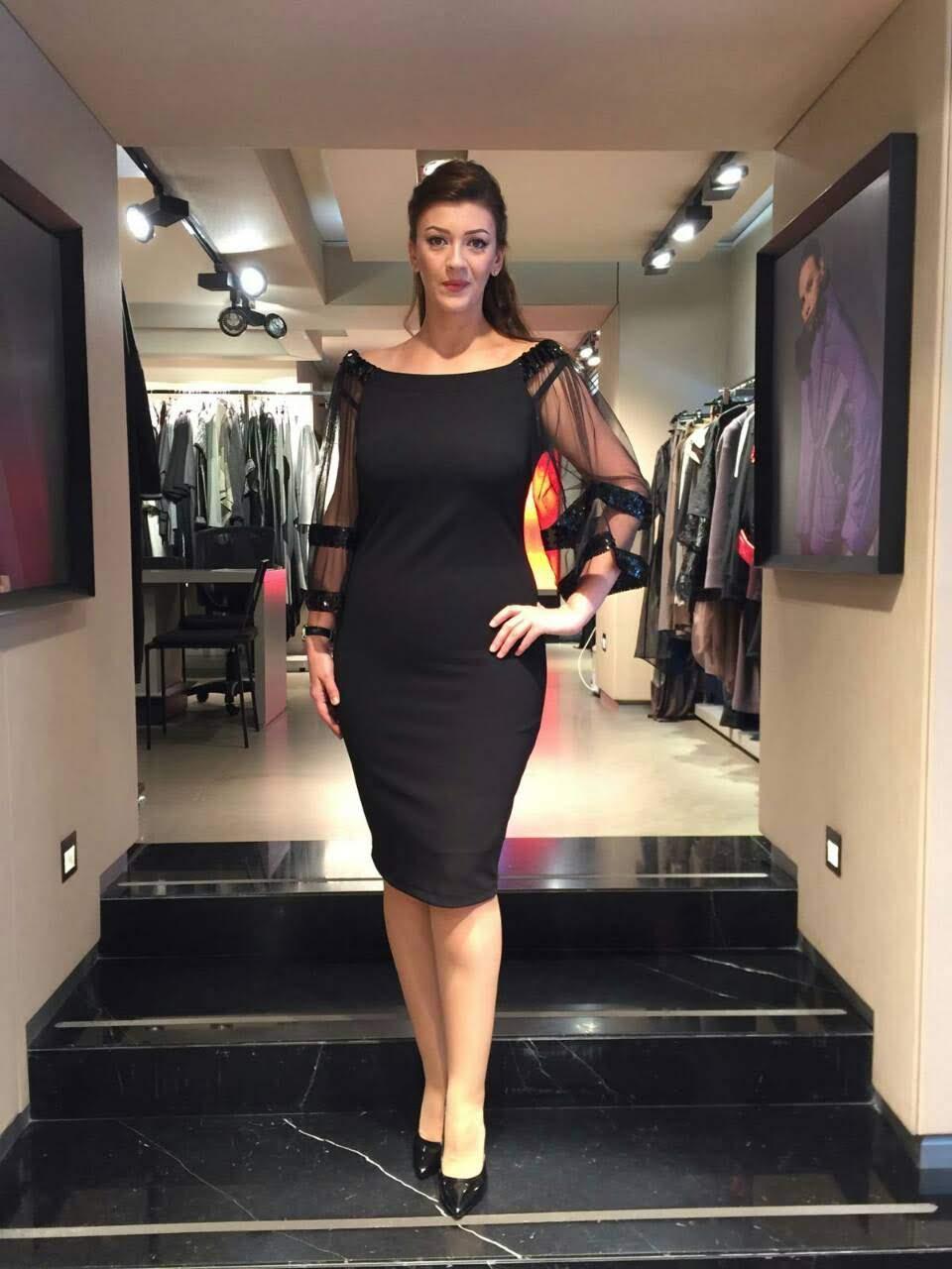 d925159515ddcd7 Вечернее черное платье: продажа, цена в Харькове. платья женские от ...