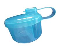 Контейнер-дозатор для 3х порций  хранения сухой молочной смеси  NIP