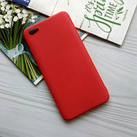 Чехол на Xiaomi Redmi Note 5A Soft-TPU Красный