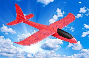 Планер-самолет метательный, суперлегкий