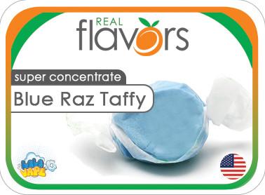Ароматизатор Real Flavors Blue Raz Taffy (Конфета Синяя Малина)