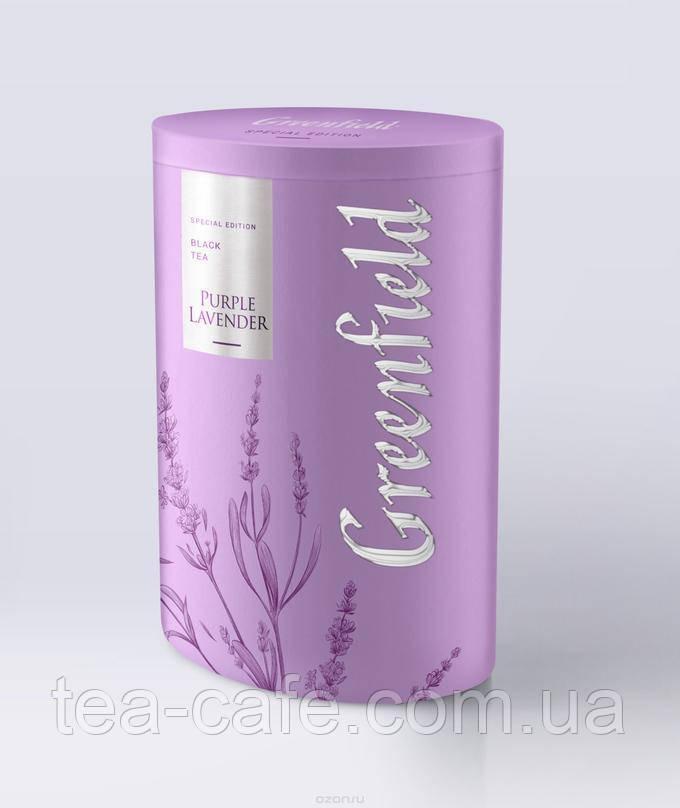 Чай Greenfield Purple Lavender ж/б 100 гр.
