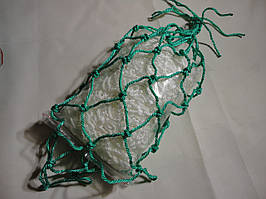 Сетка для бильярда классического «Эконом», зеленая (комплект 6 сеток) вместимость до трех шаров