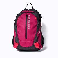 Профессиональный легкий спортивный рюкзак Locate 28L бордовый от MAD | born to win™