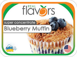 Ароматизатор Real Flavors Blueberry Muffin (Черничный маффин)