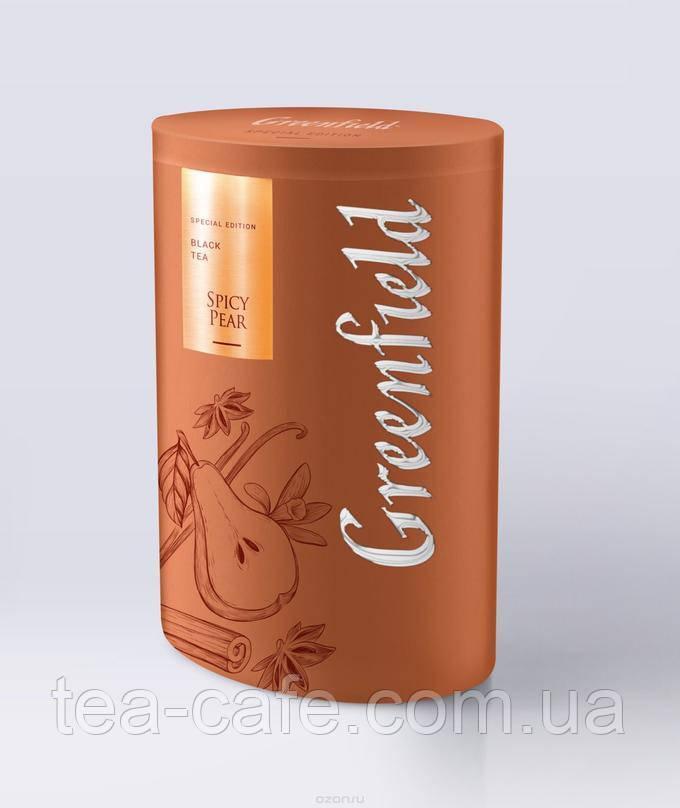 Чай Greenfield Spicy Pear ж/б 100 гр.