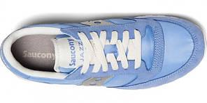 Женские кроссовки Saucony JAZZ LOW PRO Blue 1866-259s, оригинал, фото 3