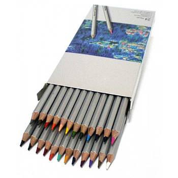 Карандаши Marco Raffine 24 цвета 7100-24CB