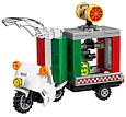 """Конструктор Bela 10629 аналог Lego The Batman """"Специальная доставка от Пугала"""" 221 дет, фото 5"""