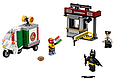 """Конструктор Bela 10629 аналог Lego The Batman """"Специальная доставка от Пугала"""" 221 дет, фото 6"""