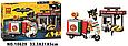 """Конструктор Bela 10629 аналог Lego The Batman """"Специальная доставка от Пугала"""" 221 дет, фото 2"""
