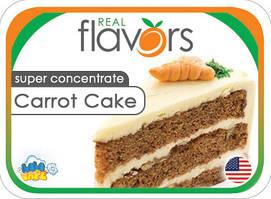 Ароматизатор Real Flavors Carrot Cake (Морковный торт)