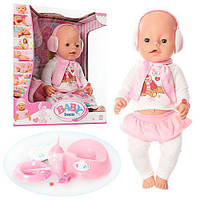 Кукла-пупс BL010B-S интерактивная, оригинал, 9 функций, фото 1
