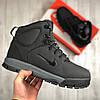 Кроссовки мужские зимние Nike. ТОП КАЧЕСТВО!!! Реплика класса люкс (ААА+)