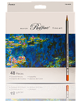 Карандаши Marco Raffine 48 цвета 7100-48CB