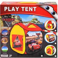 Детская палатка Тачки 995-7071C