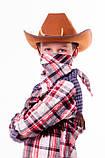 Детский карнавальный костюм для мальчика Ковбой 110-152р, фото 4