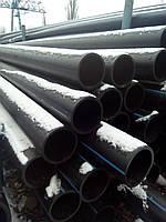 Трубы полиэтиленовые водопроводные  Ø20 - Ø630 (10 атм.)