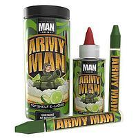 One Hit Wonder Army Man - никотин 3 мг., 100 и 180 мл. VG/PG 80/20
