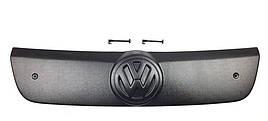 Заглушка зимняя в решетку радиатора (FLY) VW T-5 2003 - 2010 реш. зимняя мат (FLY)