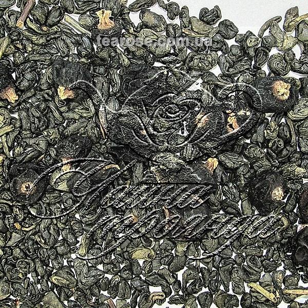 Зелений чай «Смородинка»