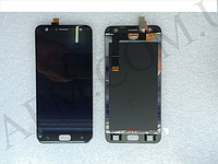 Дисплей (LCD) Asus ZenFone 4 Selfie (ZD553KL) с сенсором черный