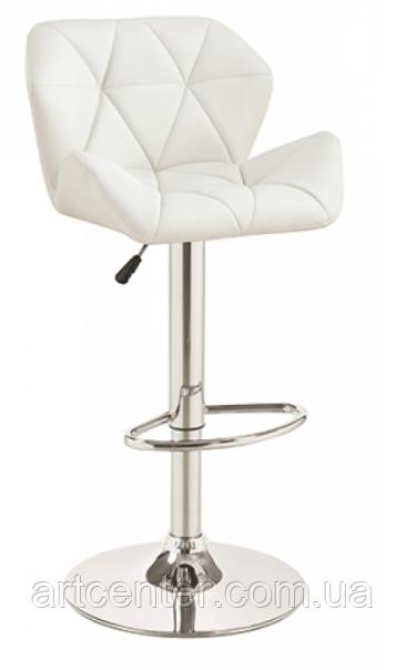 Стул барный, хокер, визажный стул  (СТАРЛАЙН белый)