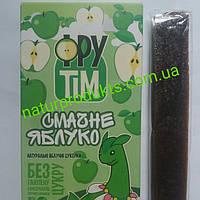 """Натуральная ябочная конфета-пастила """"Смачне яблуко"""" ТМ ФруТим, 75 г (3 стика)"""