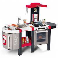 Интерактивная детская кухня Tefal Super Chef Deluxe Bubble Smoby 311207, фото 1