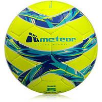 Футбольный мяч Meteor 360 №5 Желтый (m0010)