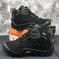 Мужские зимние трекинговые ботинки Merrell Chameleon Thermo 6 Waterproof  (Оригинал) 814bf8d5b2834