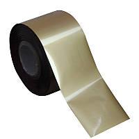 Фольга переводная для литья матовое золото, 0,5 м