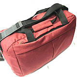 Універсальні спортивні сумки ReaBook текстиль (синій)30*48см, фото 3