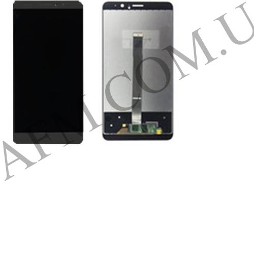 Дисплей (LCD) Huawei Mate 9 с сенсором чёрный