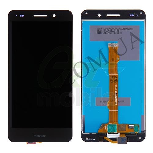 Дисплей (LCD) Huawei Y6 II (CAM- L21)/  Honor 5A (CAM- AL00) с сенсором чёрный