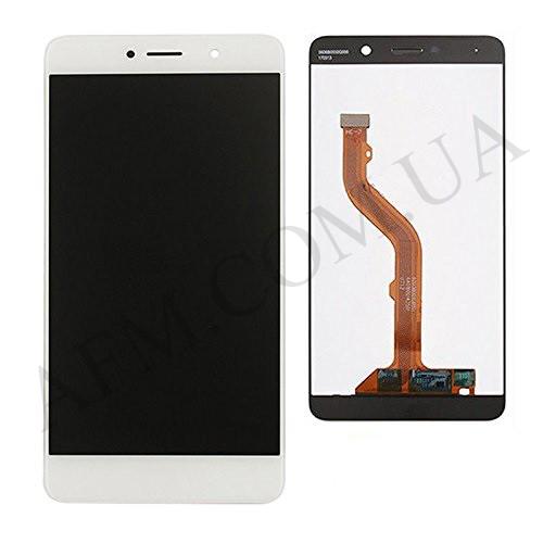 Дисплей (LCD) Huawei Y7 2017 (TRT- L21)/  Y7 Prime/  Nova Lite Plus с сенсором белый