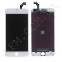 Дисплей (LCD) iPhone 6S Plus с сенсором белый