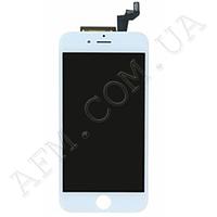 Дисплей (LCD) iPhone 6S с сенсором белый