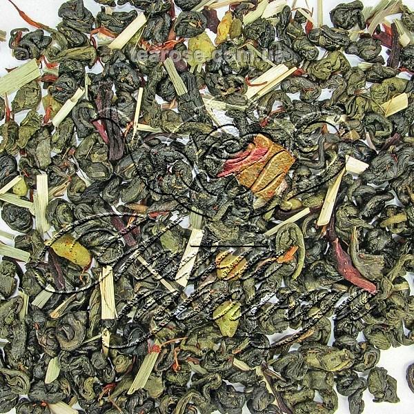 Зелений ароматизований чай «Літня феєрія»