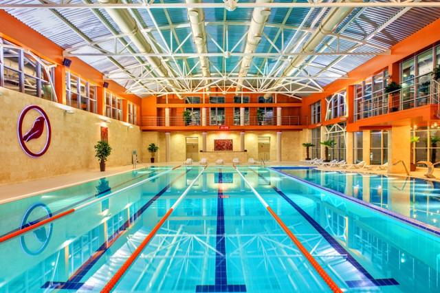 Химпрепараты для общественных бассейнов FROGGY™ (Украина)