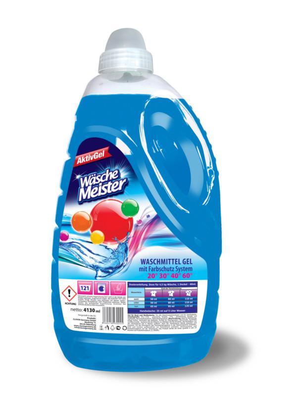 Wasche Meister гель для стирки универсальный 4130 мл