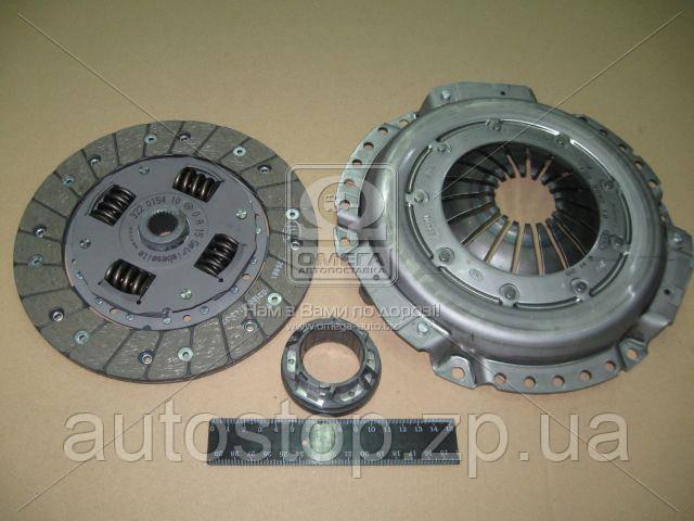 Комплект сцепления Daewoo Nexia 1.5, 16 кл 1995--2008 Luk (Германия) 622 0611 00